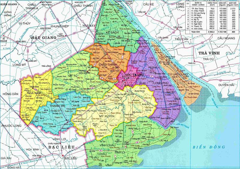 In bản đồ hành chính cỡ lớn ở đâu uy tín?