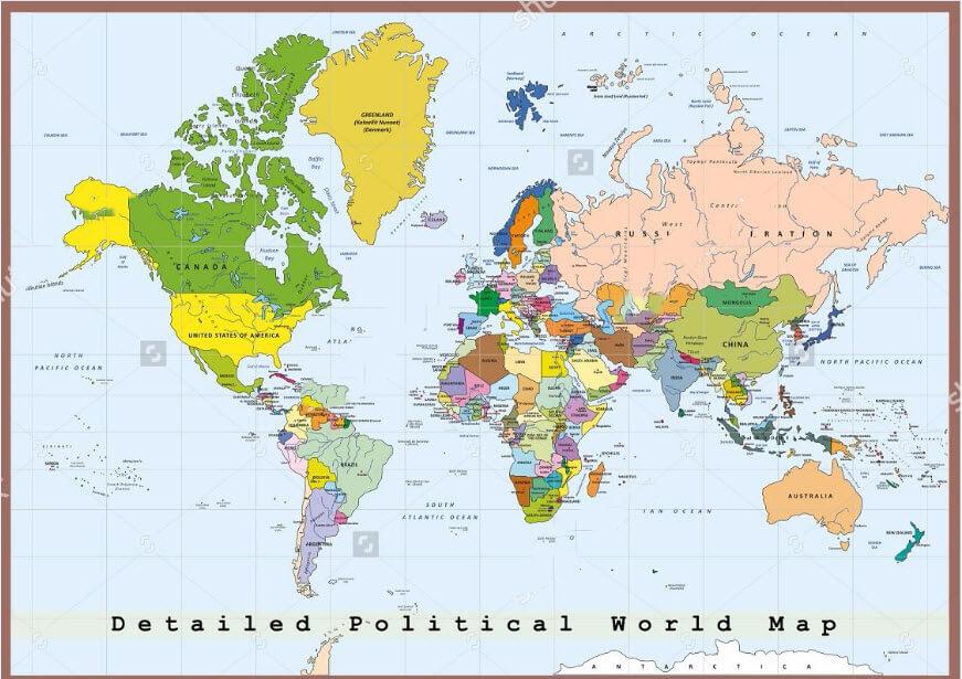 Nơi bán bản đồ khổ lớn đẹp và uy tín ở đâu?