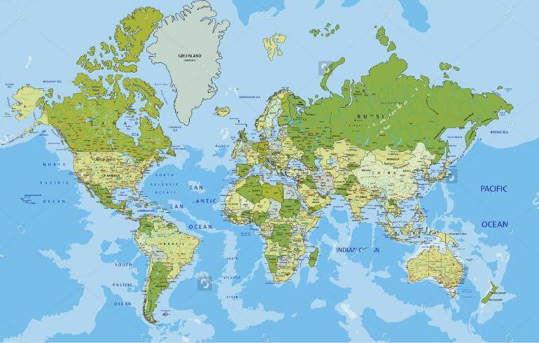 Địa chỉ bán bản đồ khổ lớn tại tphcm uy tín nhất?