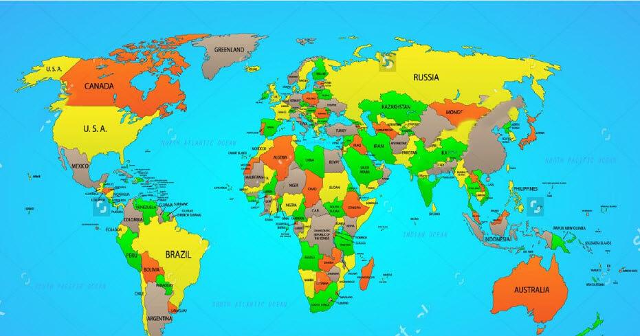 Mua bản đồ cỡ lớn giá rẻ đảm bảo chất lượng ở đâu?