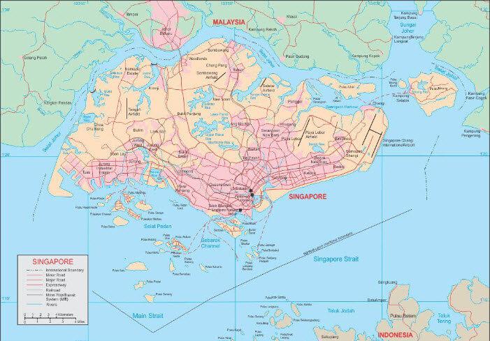 In bản đồ cỡ lớn ở đâu tốt nhất?