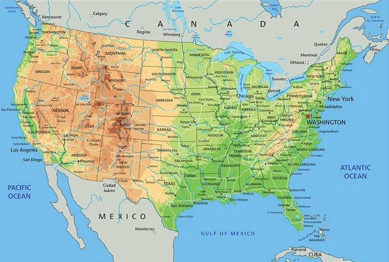 Mua bản đồ treo tường ở đâu có bảo hành?