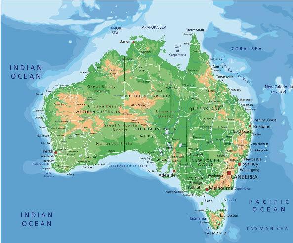 Nơi bán bản đồ thế giới cỡ lớn uy tín và tiện lợi nhất