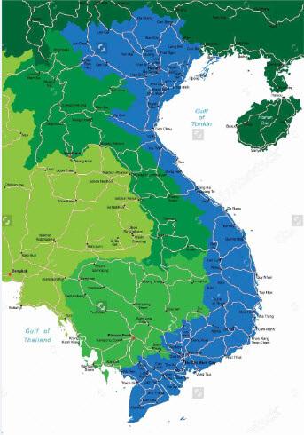 Nơi bán bản đồ Việt Nam khổ lớn phong phú nhất