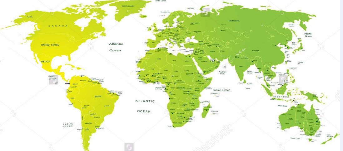 Tìm mua bản đồ thế giới lớn ở đâu?