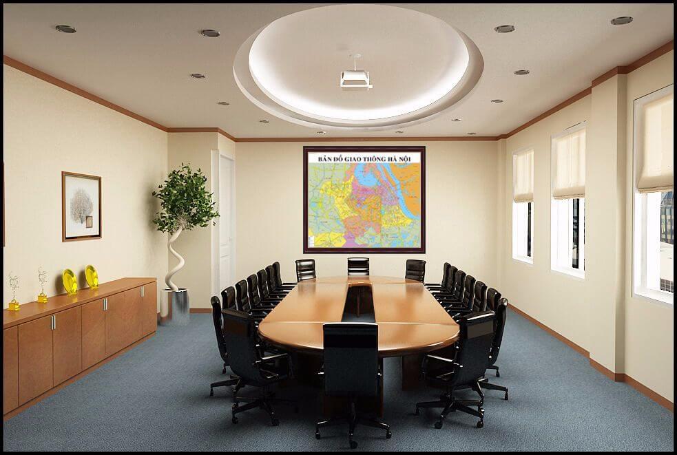 Bản đồ giao thông Hà Nội hoàn thiện