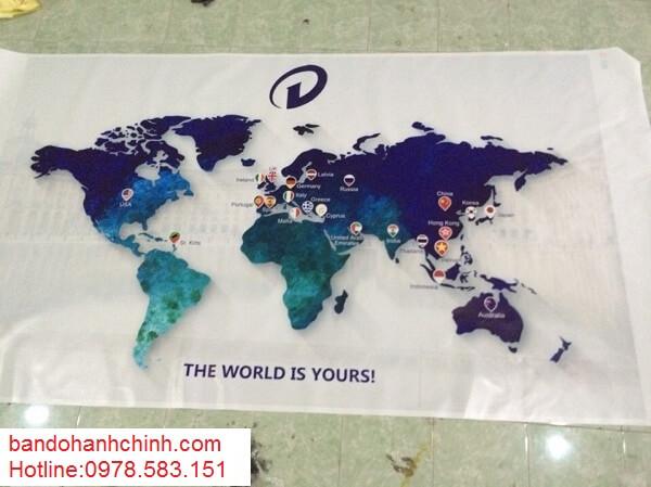 mua bản đồ Thế Giới ở đâu chất lượng