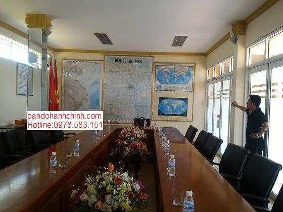 Mua bản đồ Thế Giới tại Hà Nội