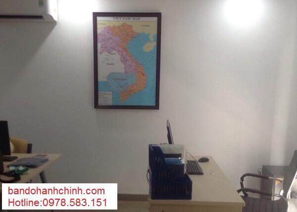 Mua bản đồ Việt Nam Tiếng Trung tại thành phố hcm