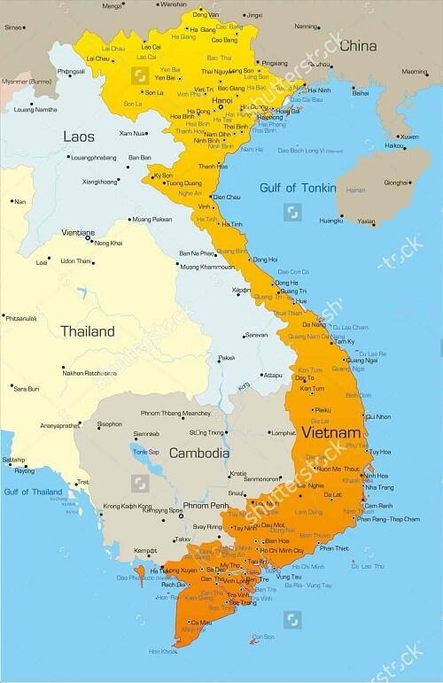 Mua bản đồ Việt Nam uy tín ở đâu
