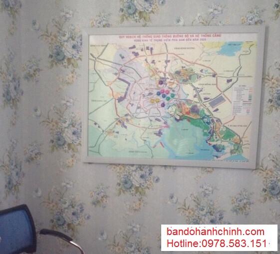 in bản đồ thành phố Hồ Chí Minh giá rẻ ở đâu