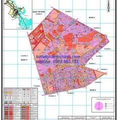 Bản đồ quy hoạch quận 10 TP.HCM