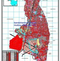 Bản đồ quy hoạch quận Bình Tân TP HCM