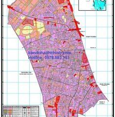 Bản đồ quy hoạch quận Tân Phú TP HCM