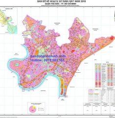 Bản đồ quy hoạch quận Thủ Đức TP HCM