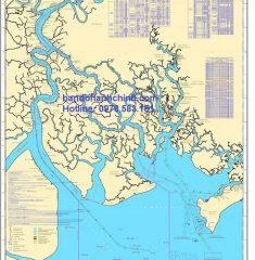 Bản đồ quy hoạch cảng biển TP HCM